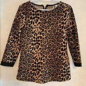 Tops - Leopard print top